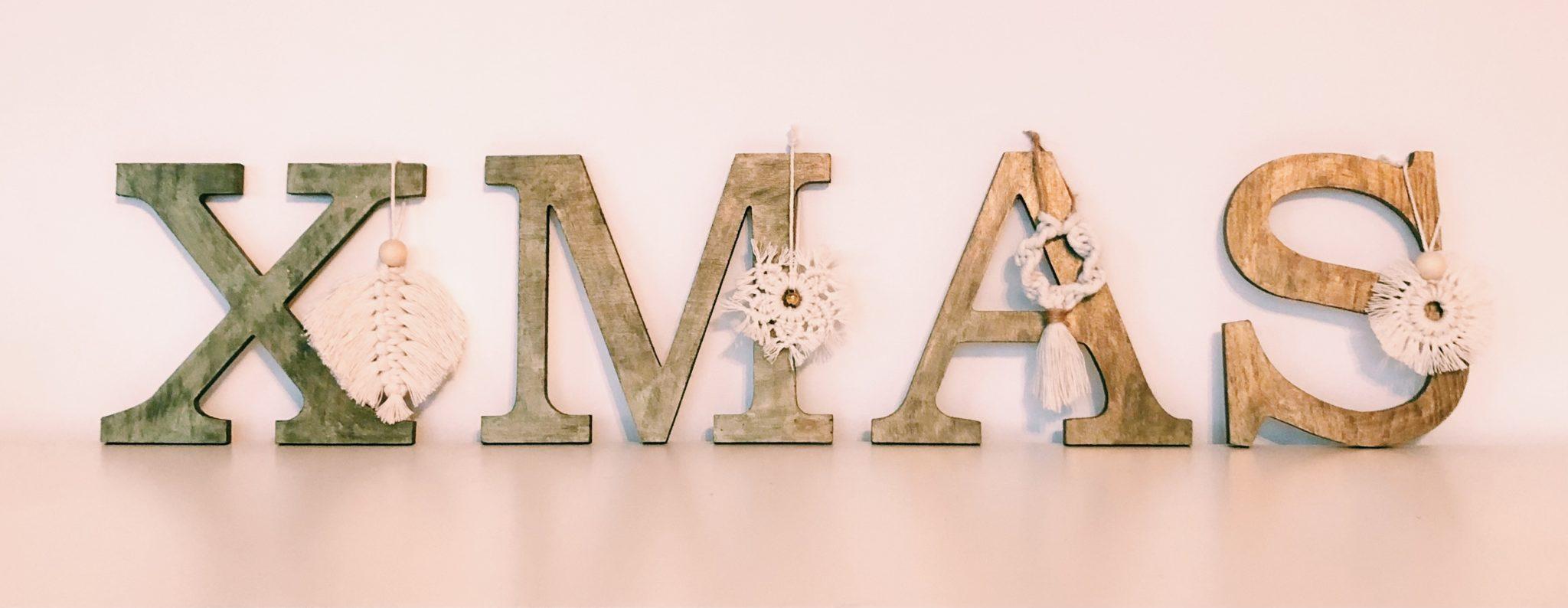 XMAS - Organisation et décoration de mariage